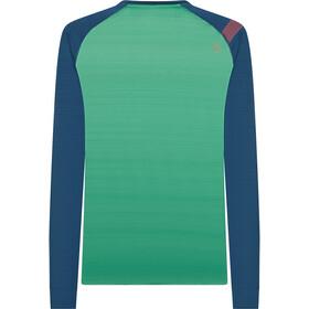 La Sportiva Tour Maglietta A Maniche Lunghe Uomo, grass green/opal